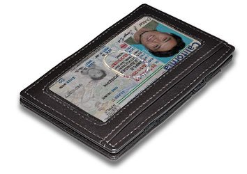 Original Magic Wallet with Id Window