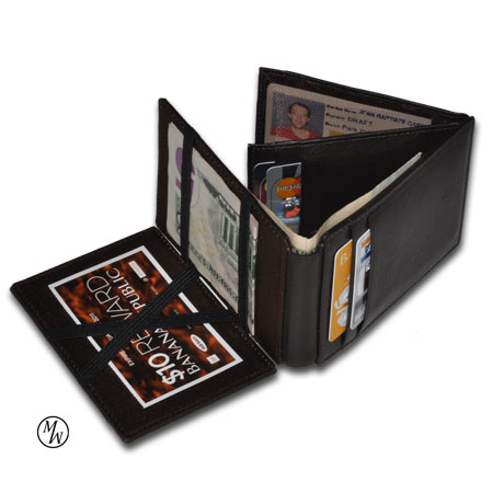 Magic Wallet PRO Brown